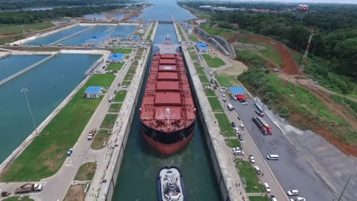 Test Runs Start for Panama Canal Expansion (Video)