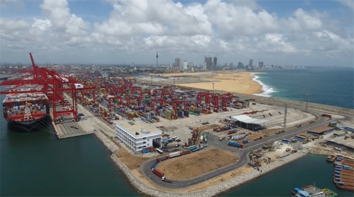 Sri Lanka's Port of Colombo ranks world's leading container growth port