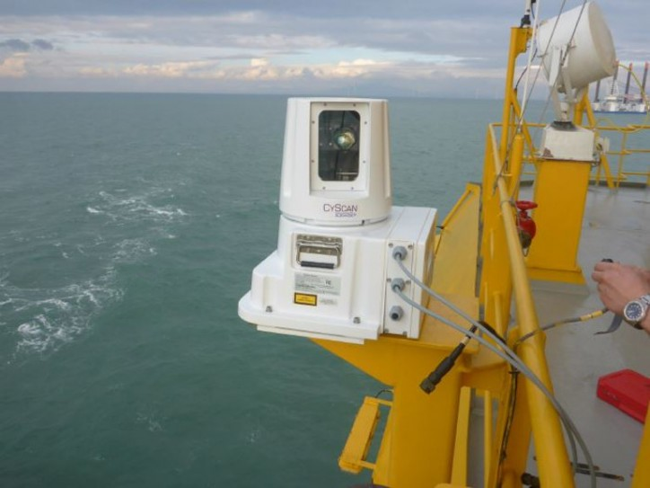 Guidance Marine's CyScan® Mk4 sensor
