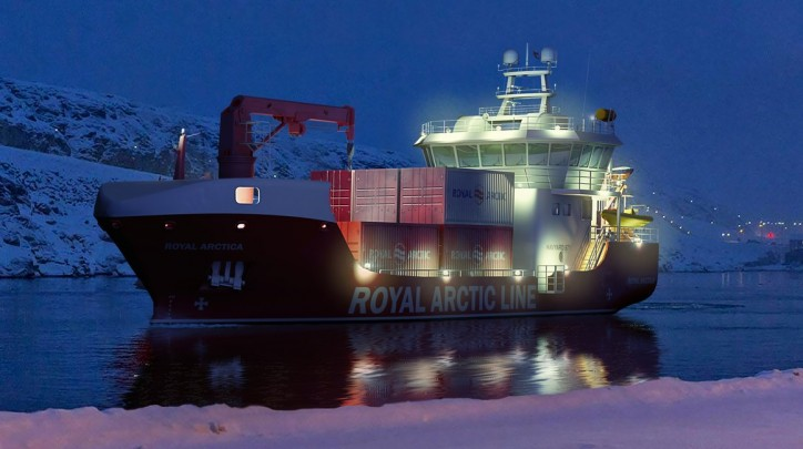 Havyard Design & Solutions to deliver ship design for further two cargo vessels for Royal Arctic Line AS