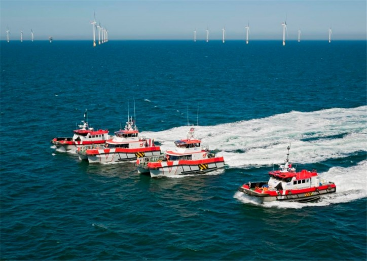 Vroon Offshore Services assumes ship management for MPI Workboats