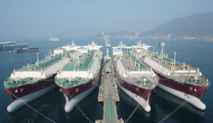 Wartsila To Optimise The Performance Of GasLog's LNG Carriers
