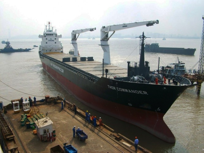 Thorco and United Heavy Lift Join Forces