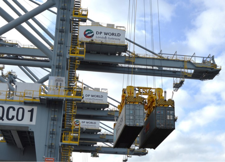 DP World to offer container weighing solution in the UK