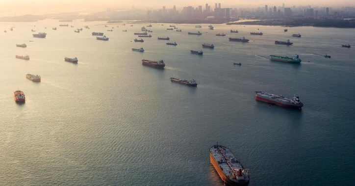 Indonesia, Singapore discuss shipping security at Malacca Strait