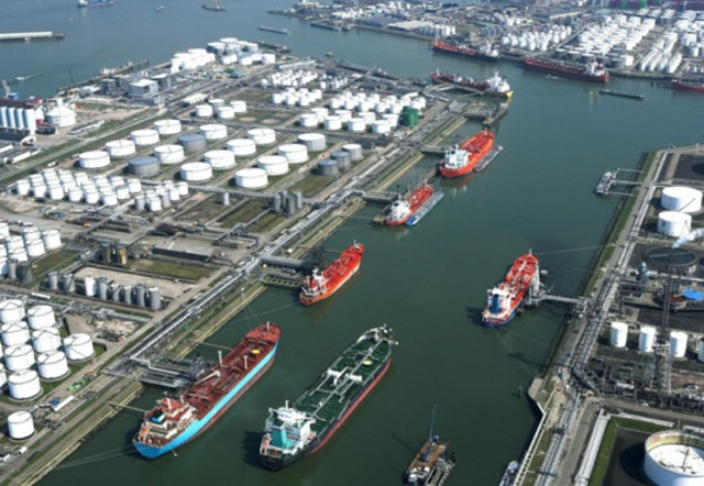 Finland's Neste breaks ground on world's first Bio LPG production facility in Rotterdam