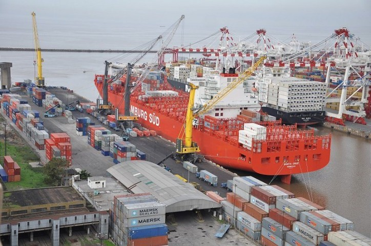 APM Terminals Buenos Aires wins Safety Award