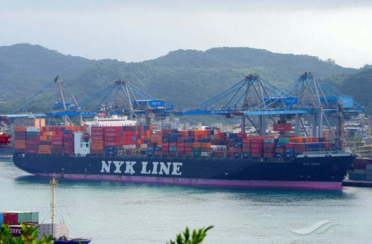 NYK Selected as Best Container Liner by Thai National Shippers' Council