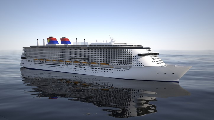Deltamarin And Elomatic Sign Contract With MV Werften To Design Mega Passenger Ship