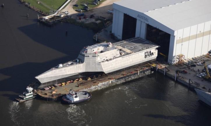 US Navy to christen USS Omaha