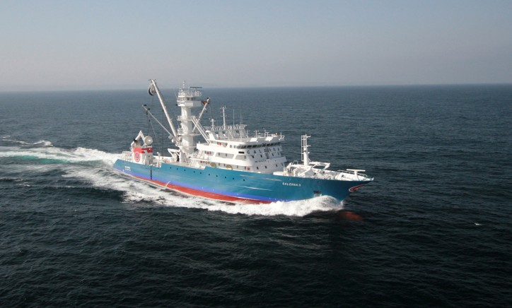 Wärtsilä optimises the performance of Albacora's fishing fleet