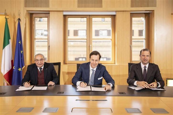 CDP, Fincantieri and SNAM team up to innovative port facilities in Italy and develop sustainable technologies for maritime transport