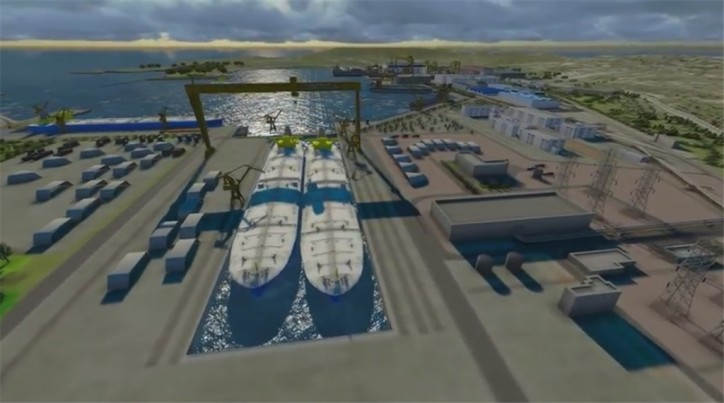 Zvezda Shipbuilding complex, Rosnefteflot and Taimyrneftegaz agreed to build and operate 10 Arctic shuttle tankers