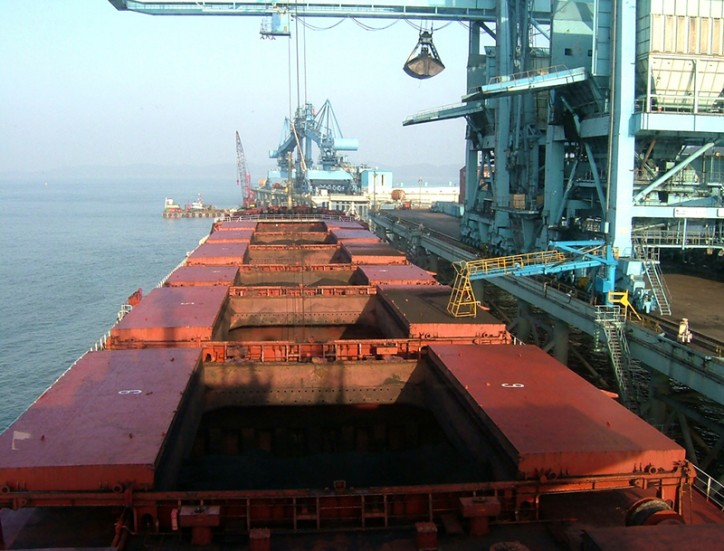 NSU signs 25 - year contract with Vale to transport Brazilian iron ore