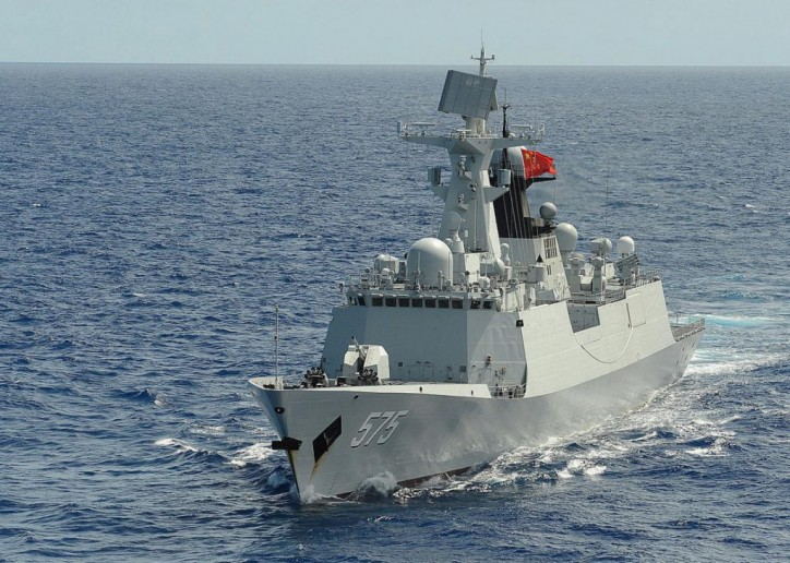 China joins Indonesian-hosted naval drill despite recent run-in