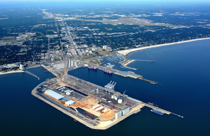Port of Gulfport signs LoI with Yilport Holding for future port expansion and lease agreement