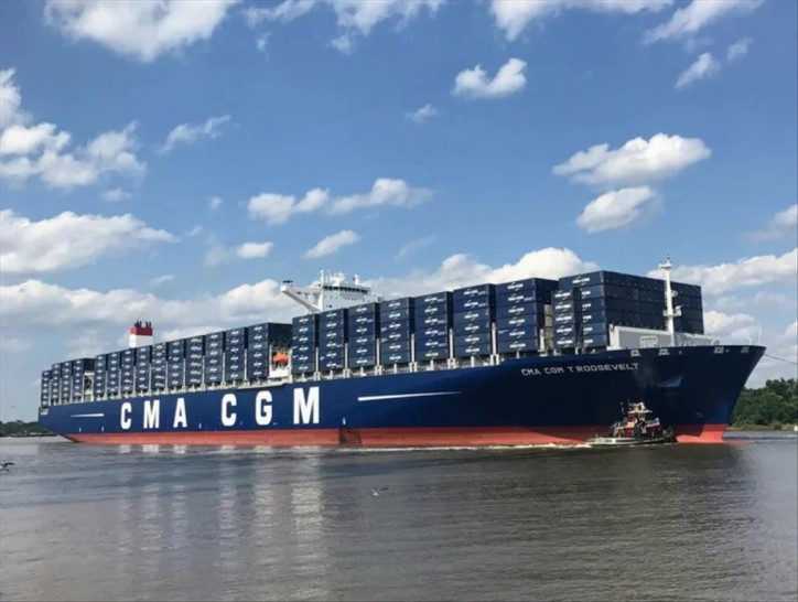Port Tampa Bay Welcomes New CMA CGM Container Service
