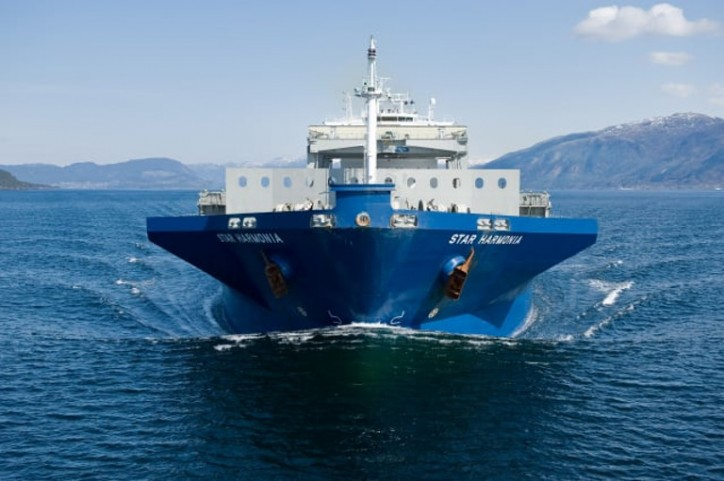 Grieg Star selects Marlink's Sealink VSAT Premium for its entire general cargo open hatch fleet