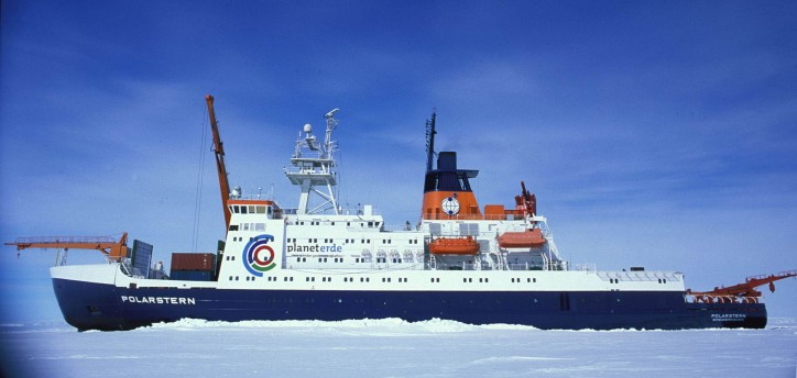 Icebreaker Polarstern Returns from Arctic