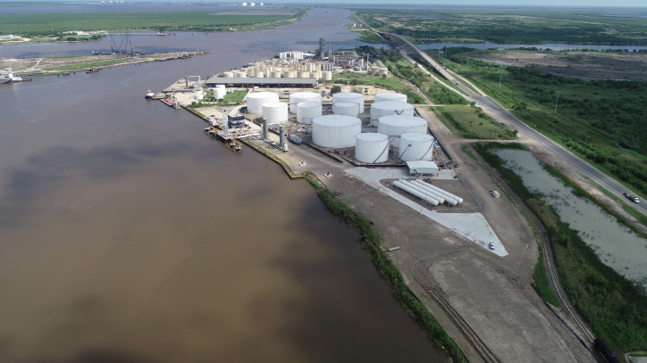 Howard Energy Partners Completes Significant Expansion at Port Arthur Terminal Facility