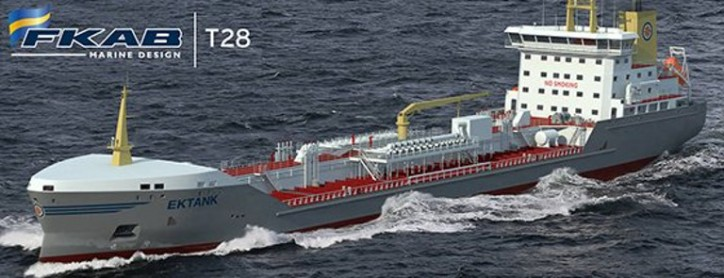 The Switch To Reduce Operational Costs Of Ektank's New Tankers