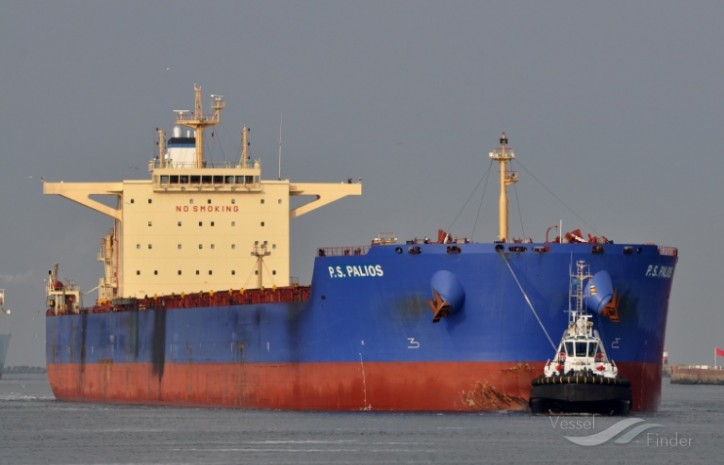 Diana Shipping Signs Time Charter Contracts for Capesize Bulker P. S. Palios and Kamsarmax Myrto