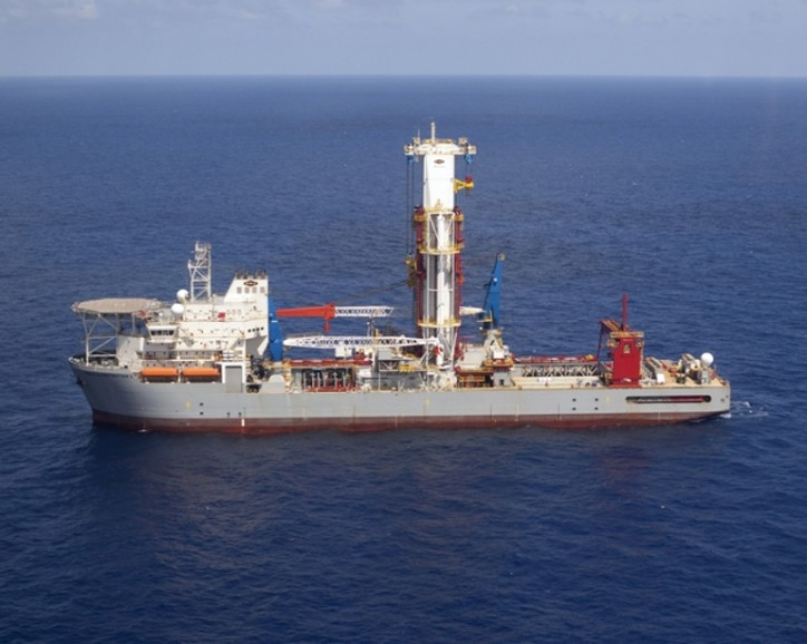 GE and Noble Link up the World's First Digital Drilling Vessel
