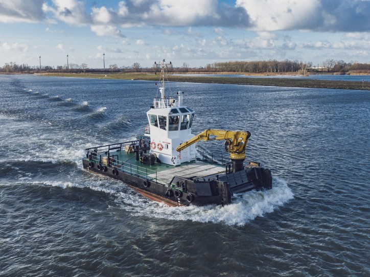 Walsh & Sons selects Damen Multi Cat for long-term goals