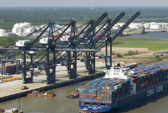 2 Million TEUs: New Container Record Set by Port of Houston Authority