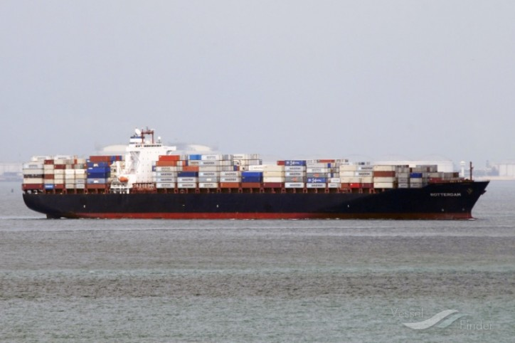 Diana Containerships Signs Time Charter Contract for m/v Rotterdam with CMA CGM
