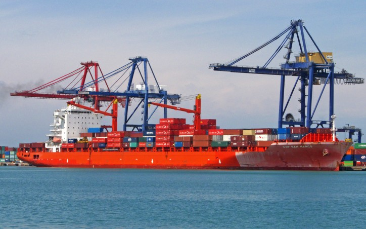Diana Containerships Sells Panamax container vessel Cap Domingo