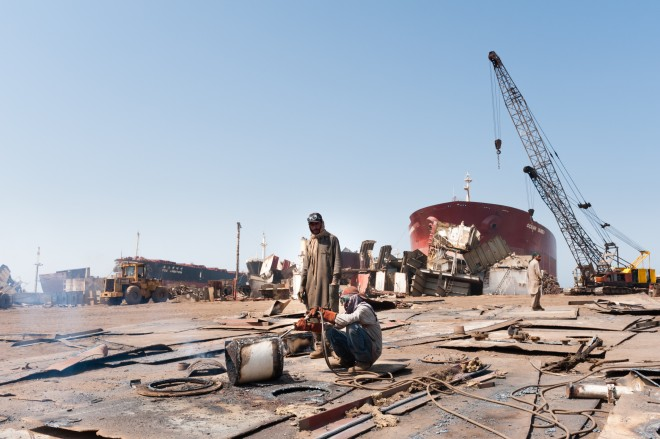 NGO Shipbreaking: Another catastrophic fire shakes Gadani shipbreaking yards
