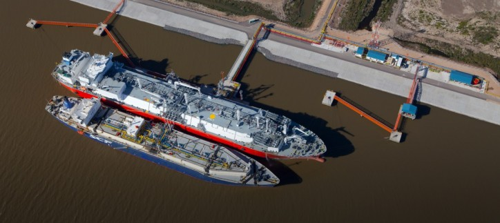 Video: Excelerate's 1000th STS Transfer of LNG