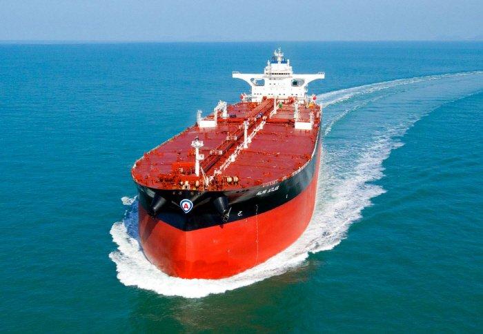 Almi Tankers takes delivery of newbuild VLCC Almi Atlas