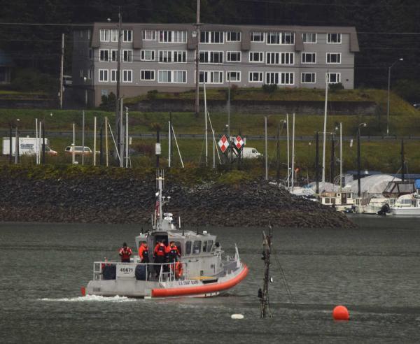 Tug boat Sinks Near Alaska's Juneau