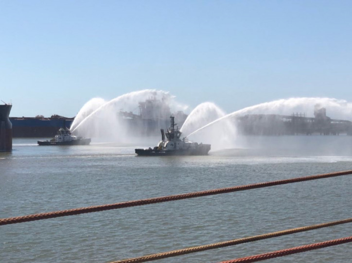 Kotug celebrates start of operations for Fortescue in Port Hedland