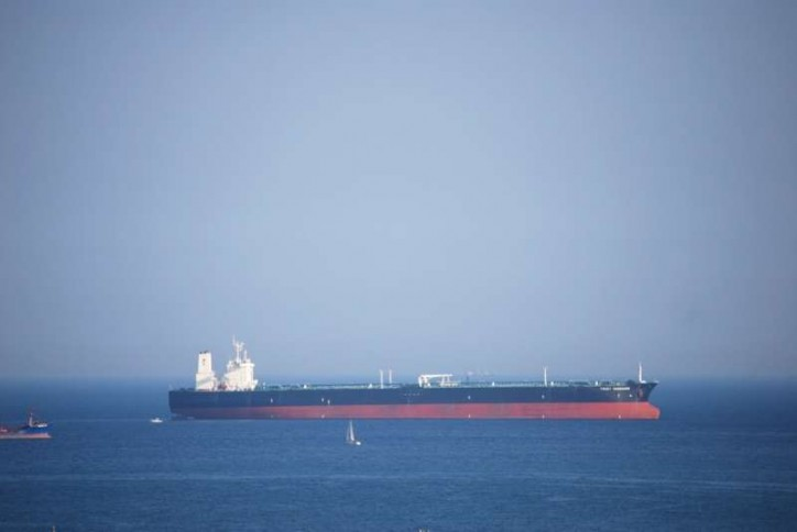 FRONTLINE Announces Termination of charter-in contract of VLCC Front Vanguard