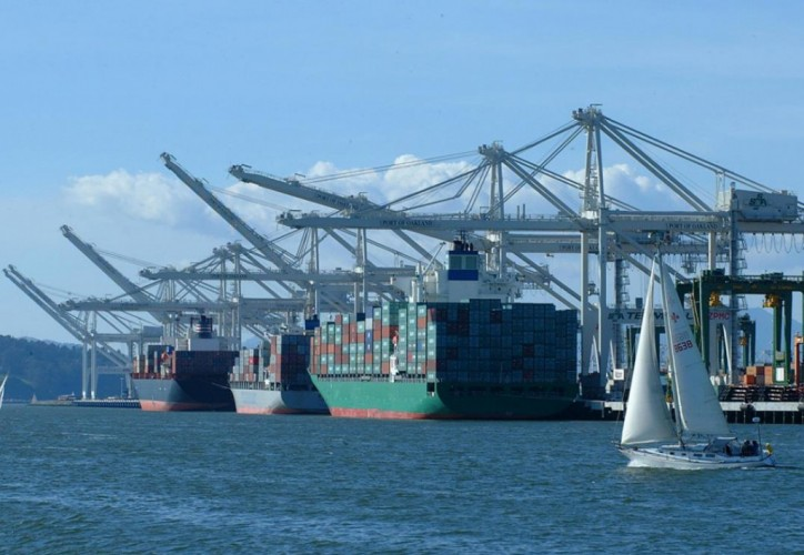 Port of Oakland marine terminal re-opens after upgrade