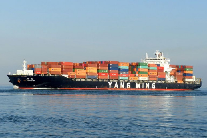 "Yang Ming to Launch New India-Europe Direct Service ""IEX"""