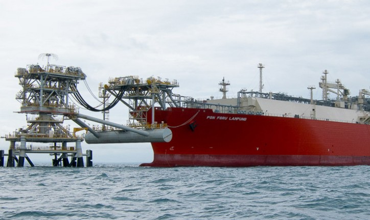 Höegh LNG Snags signed 20-years FSRU Contract with Chilean Octopus LNG SpA