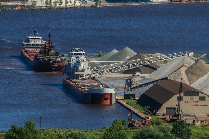 St. Lawrence Seaway enters peak season with shipments up 4%
