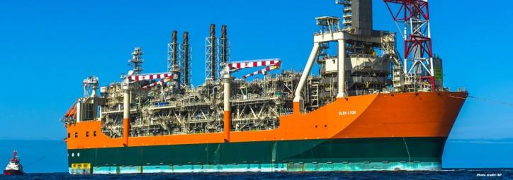 BP's Glen Lyon FPSO classed by DNV GL
