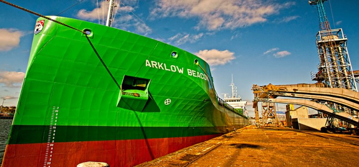 More than half of UK barley exports are handled by ABP's East Anglian Ports