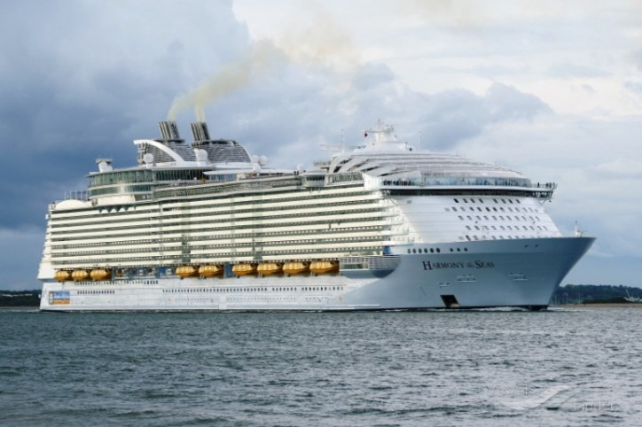 HARMONY OF THE SEAS Passenger Cruise Ship Details And - Harmony cruise