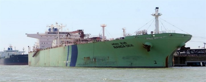 SCI's fleet reach a six million deadweight tonnage with the delivery of VLGC Nanda Devi