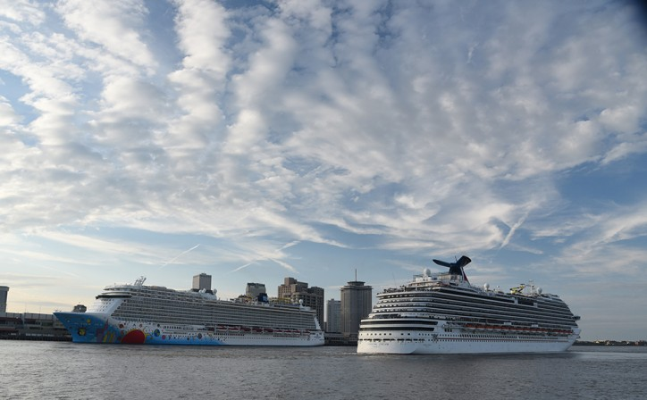 Port of New Orleans Sets Cruise Passenger Record