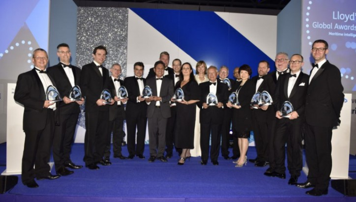 Berge Bulk Wins Global Dry Bulk Operator Award