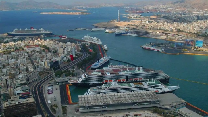 China's COSCO aims to double Piraeus cruise passengers numbers
