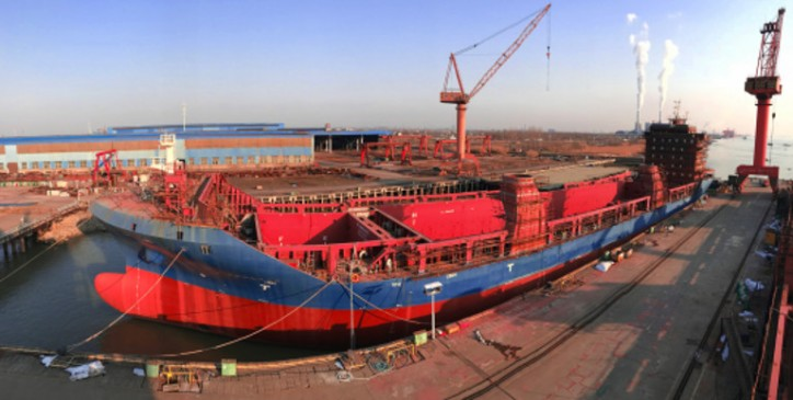 dship Carriers announces the first purchase of two F-500 new builds from Taizhou Sanfu Shipbuilding