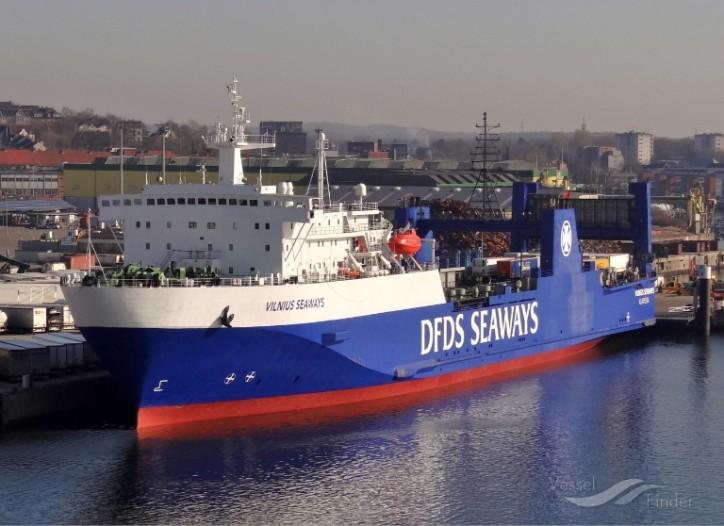 Passenger/Ro-Ro Cargo Ship, IMO: 8311900, MMSI: 277093000
